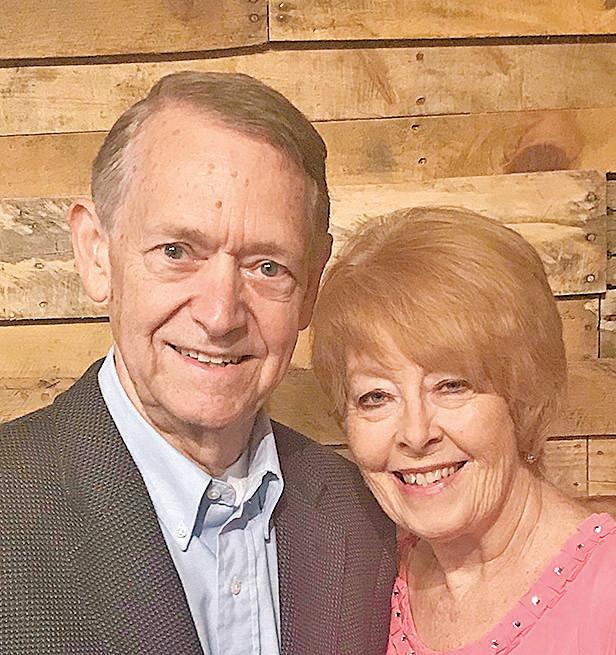 Larry and LaVonna Cockerham
