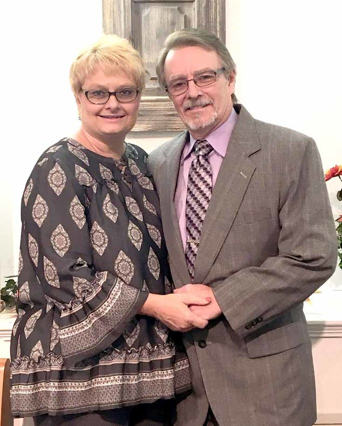 Bryan and Shelia Mowery