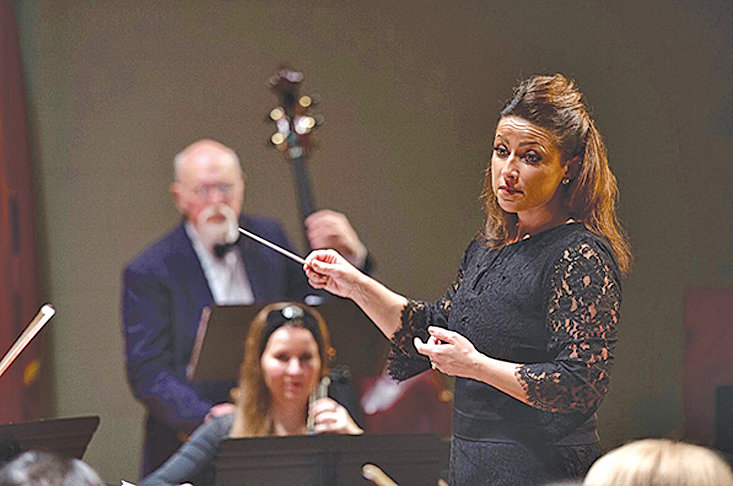"""The Cleveland Orchestra's season opener for 2018-19 will be held on Saturday at 7 p.m. at the George R. Johnson Cultural Heritage Center theater on the campus of Cleveland State Community College. Under the direction of Sarah Pearson, the concert will feature the American premier of Ney Rosauro's """"Concerto for Marimba and Orchestra."""" Its world premiere was in April of this year, with the Bulgarian Radio Symphony."""
