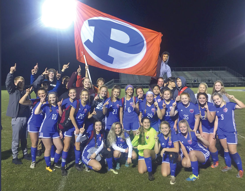 POLK COUNTY will open up play in the Class A TSSAA State Championships against Franklin Grace Wednesday at 4:30 CST at the Richard Siegel Soccer Complex in Murfreesboro. The Lady Wildcats are in the eighth year of their program's existence.
