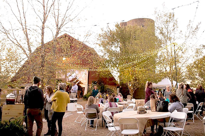 """PROJECT: FREE2FLY will be hosting its fifth annual """"Bird & Barn"""" event this Thursday at Black Fox Farms."""