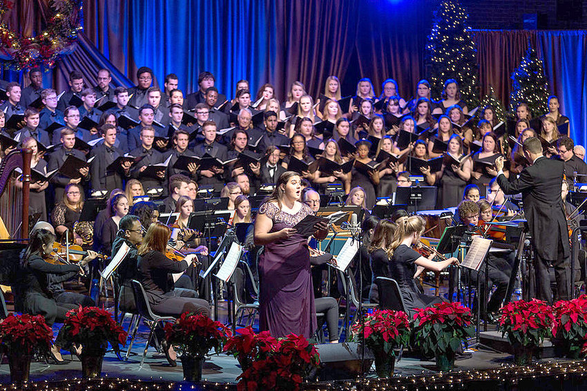 Classic Christmas 2017 concert highlights