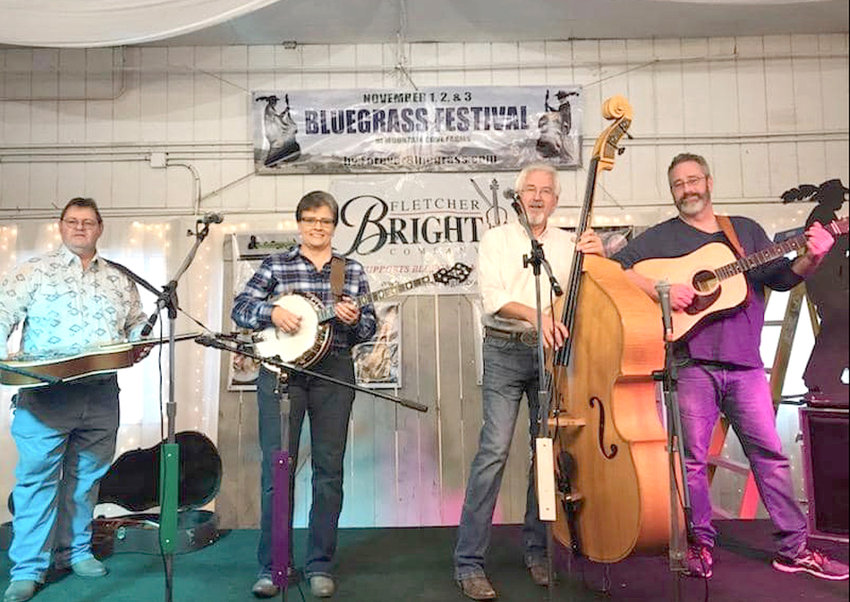 New Grass Express to perform Friday evening at the Cowboy Gospel Jubilee.