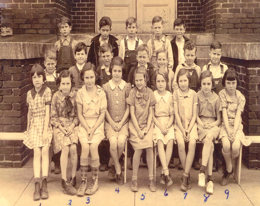 THIS PHOTO shows the third-grade class at Allen School in 1936. The Banner will again this year offer the Remember When special section in January. If you would like to submit some of your old photos (at least 25 years old) for the section, you may email news@clevelandbanner.com, mail them to Banner Remember When, P.O. Box 3600, Cleveland, TN 37320-3600 or drop them at the Banner office, 1505 25th St. Please include your name, the names of people in the photo, if you know them, the approximate date of the photo and any interesting tidbits you would like to share about the photo. The Remember When section will run Jan. 13. Photos for the section should be in the office by Jan. 4.