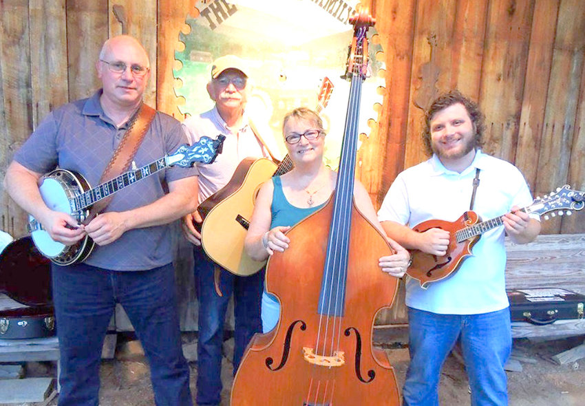 Cedar Ridge Bluegrass Band to perform Friday, 7 p.m., at the Cowboy Gospel Jubilee.