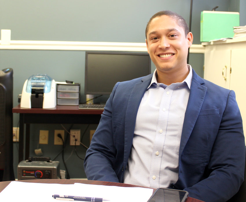 BRIAN MORAN, who is the assistant to Cleveland City Manager Joe Fivas, will soon also be joining Blythe Oldfield Community Association, where he will be serving as board chairman. Moran, who graduated from Florida Southern College and the University of Tennessee, has been employed with the city full time since 2015.
