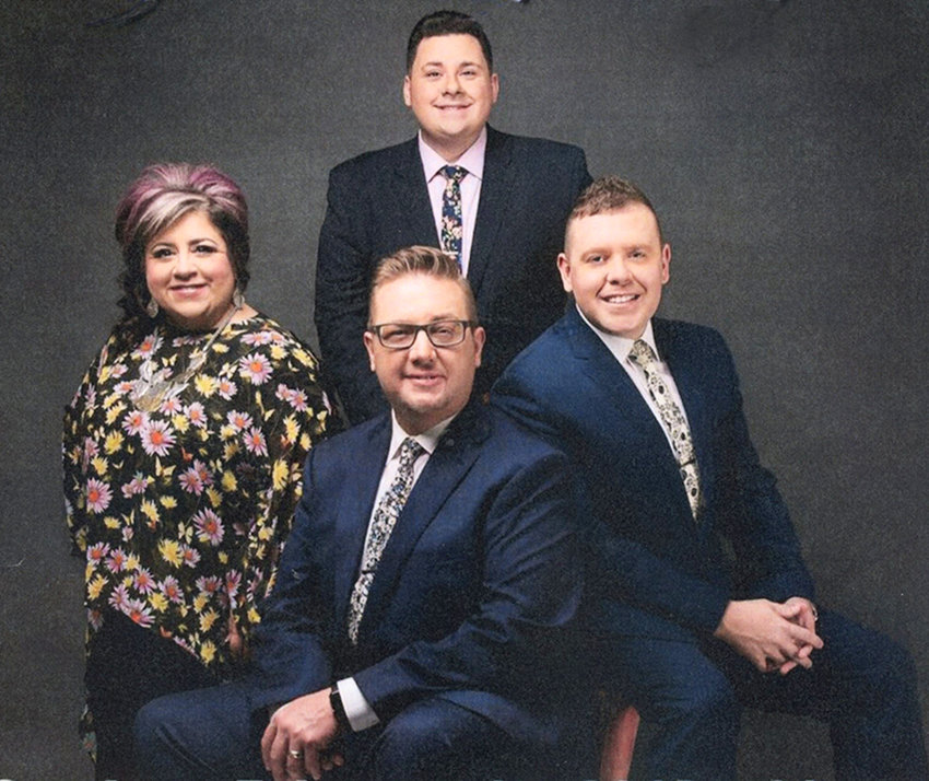 THE PERRYS will sing Sunday, 11 a.m., at Boanerges Baptist Church, 234 Boanerges Church Road in Old Fort.