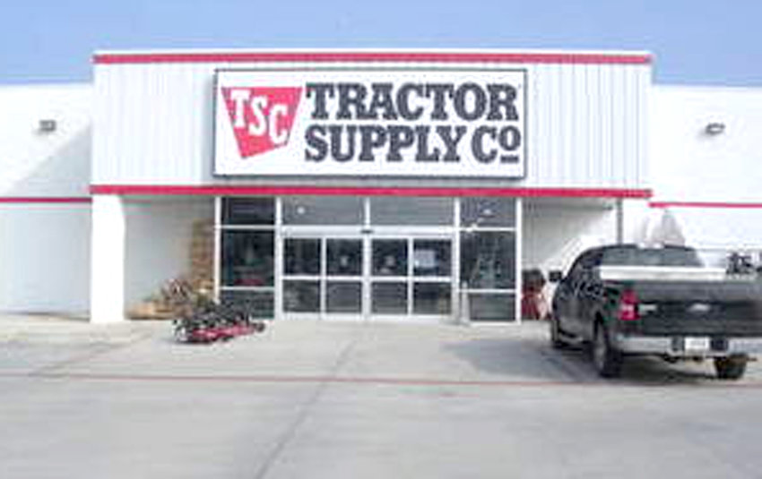 TRACTOR SUPPLY STORES across the nation are taking donations to support Future Farmers of America chapters in the community. FFA has long been an important organization for students in Cleveland and Bradley County.