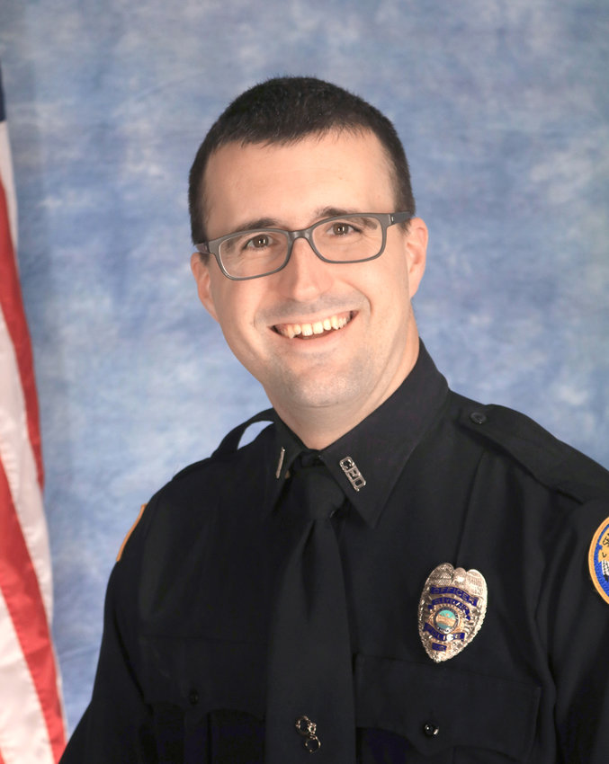 CPD Officer Geoffrey Humberd