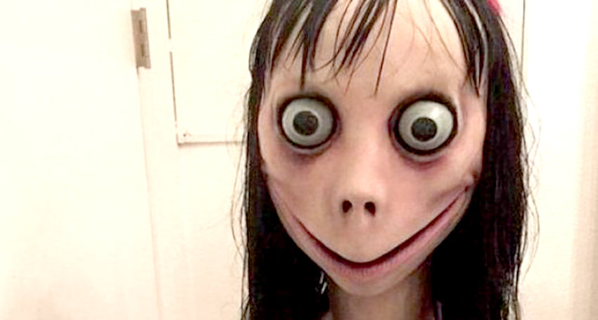 """THIS GROTESQUE VISAGE has become the face of the internet's newest hoax, the """"Momo Challenge."""" The online goading targets children and teenagers, and consists of various tasks to be accomplished that supposedly end with either self-harm or suicide. Experts have deemed """"Momo"""" an internet hoax, as no direct harm from it has been found. Still, Cleveland and Bradley County schools are fighting back against any potential harm it could bring to local students."""