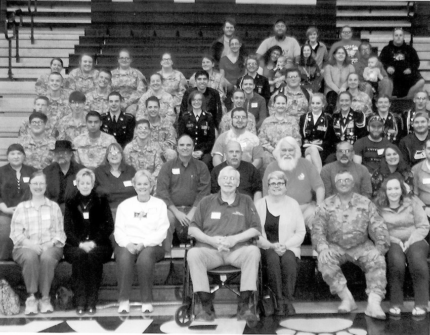 BRADLEY CENTRAL HIGH SCHOOL JROTC will be having its annual reunion on May 14, 5 to 8 p.m. Individuals who were in the JROTC in the 1960s, 1970 and from 2010 to 2018, are welcome to meet with your old fellow cadets. Please contact SFC Roger Wright at 423-476-0642 or rawright@bradleyschools.org for information or if you plan to attend.