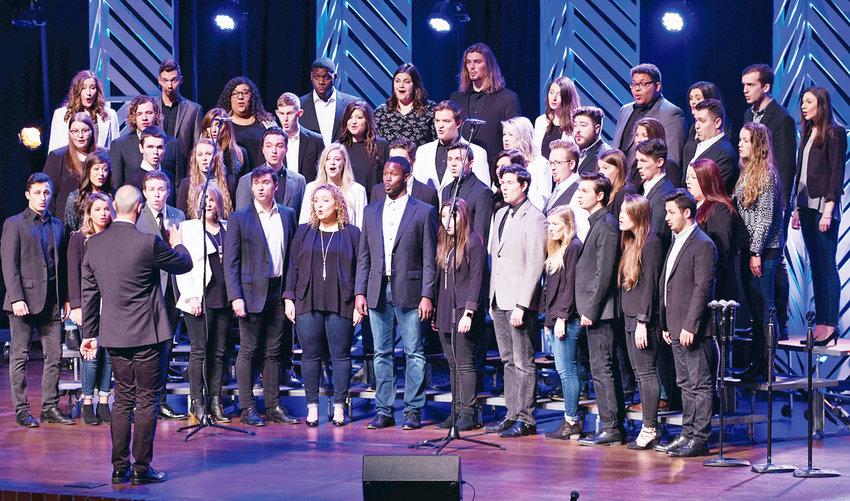The Lee University Singers