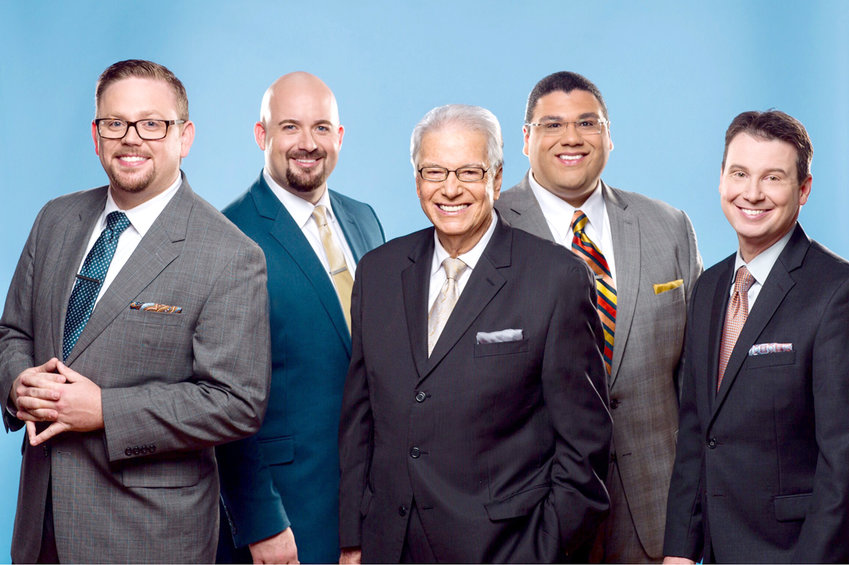 SOUTHERN GOSPEL QUARTET The Kingsmen will sing Sunday, 6 p.m., at Cohulla Baptist Church, located on Strawhill Road. Come enjoy a night of good gospel singing.