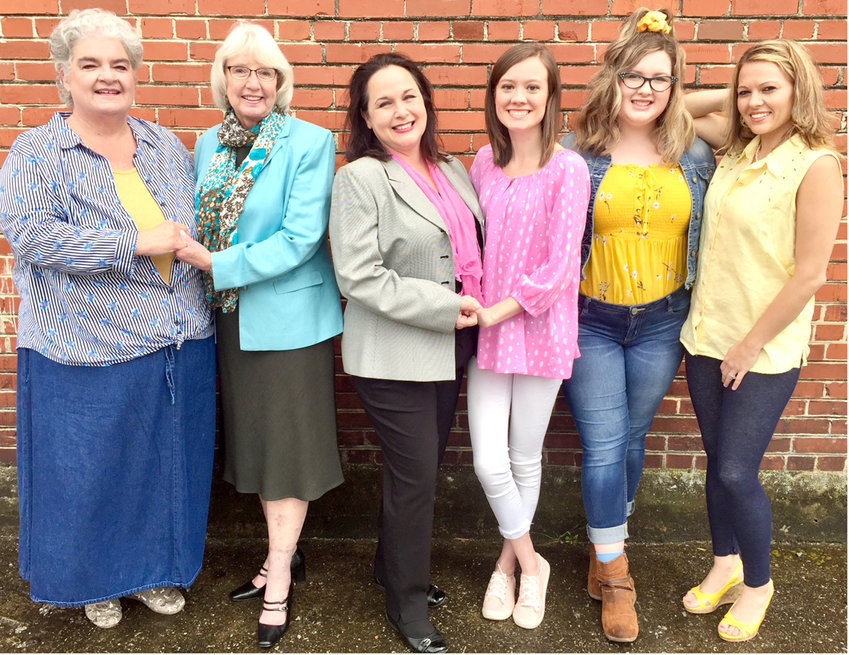 """""""Steel Magnolias"""" will be presented beginning May 3, at the Gem Theater in Etowah."""