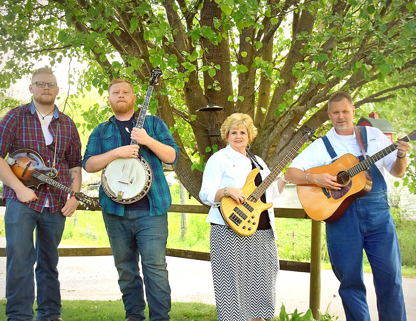 The Bluegrass group Reliance will perform June 8, 7 p.m., at the Historic L&N Depot Park in Etowah.