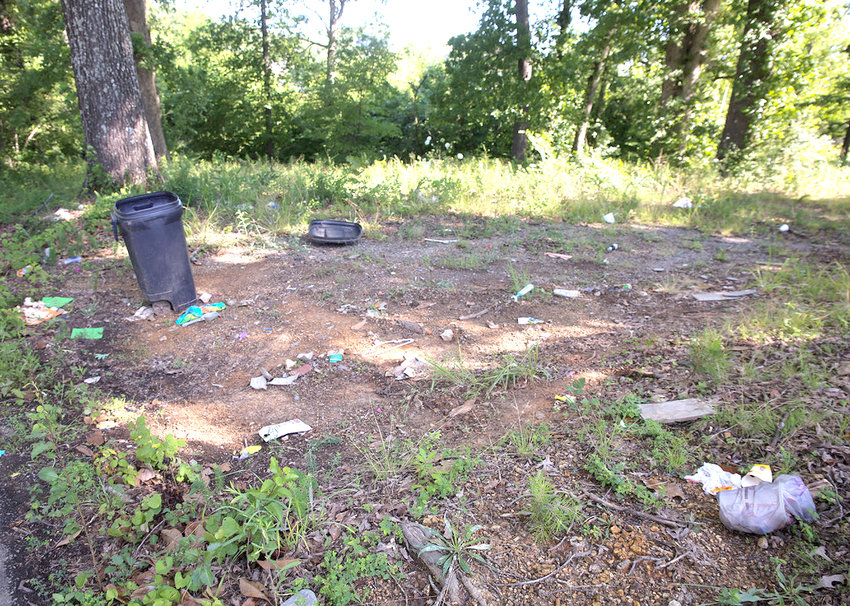 ALTHOUGH MULTIPLE Cleveland and Bradley County organizations and government agencies are working tirelessly to curb the amount of littering in the community, their efforts are struggling to keep up with certain areas of the city and county where trash is a day-to-day problem. This Cleveland Daily Banner investigative series will explore the worsening issue of public trash.