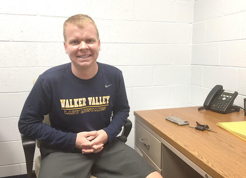FORMER SODDY-DAISY girls basketball coach Drew Lynnes is excited to take on a new challenge as head coach of the Walker Valley Lady Mustangs. His goal in year one is a return to the region tournament.