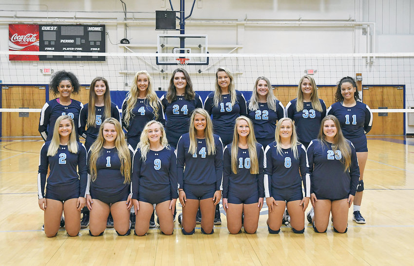 THE CLEVELAND STATE Lady Cougars will open the 2019 volleyball season tonight inside L. Quentin Lane Gymnasium at 7 p.m., against Wallace State-Hanceville.