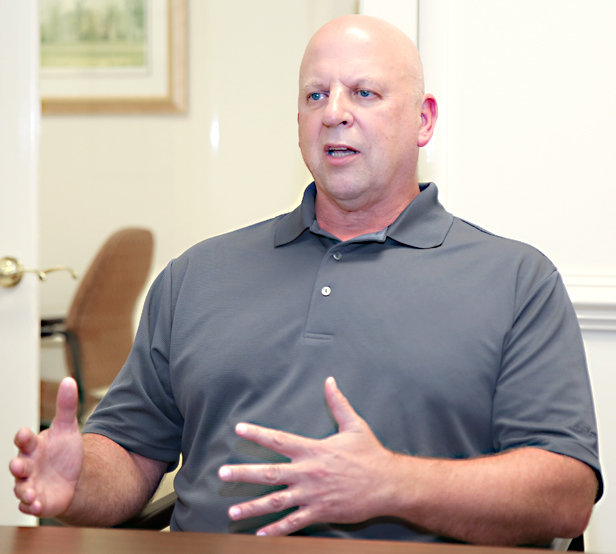 U.S. CONGRESSMAN Scott DesJarlais (R-Tenn.), was in Cleveland Wednesday for the groundbreaking of the Bradley County Tennessee State Veterans Home, which was attended by scores of local and state leaders. DesJarlais is also traveling his congressional district to speak with constituents.