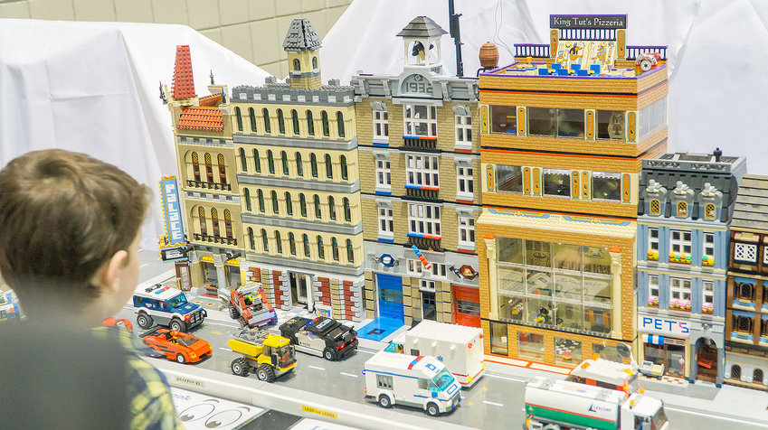 BUILD YOUR WEEKEND in style by constructing your day around the BrickUniverse Knoxville LEGO Fan Expo. It's a family-friendly day for all.