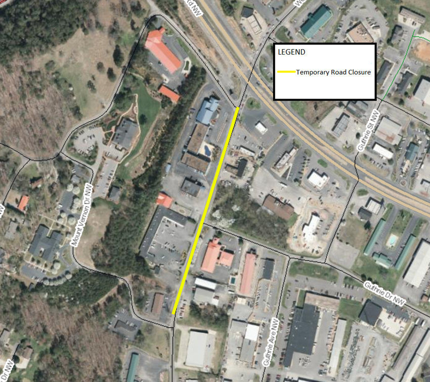 The city of Cleveland and Cleveland Utilities will temporarily close a section of Georgetown Road at 25th  Street today, from 8:30 a.m. to 5 p.m. Utility crews will be relocating and installing water lines for this segment of the intersection improvement project. Cleveland Public Works crews  will also be installing drainage infrastructure along this portion of the road. Access to businesses in the area will be available following the detours signs posted. Allow for extra travel time during morning and afternoon commutes. A water line break will extend the closure of the road through Thursday, 5 p.m.
