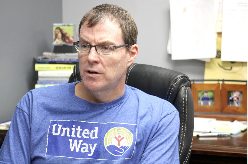 "MATT RYERSON, president and CEO of the United Way of the Ocoee Region, reflects on how the recent ""ALICE in Tennessee"" study is changing how the organization does its work."