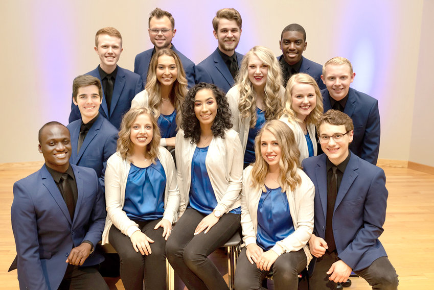 VOICES OF LEE will be performing Sunday, beginning at 10:30 a.m., at the South Cleveland Church of God, 1846 Volunteer Drive S.W.