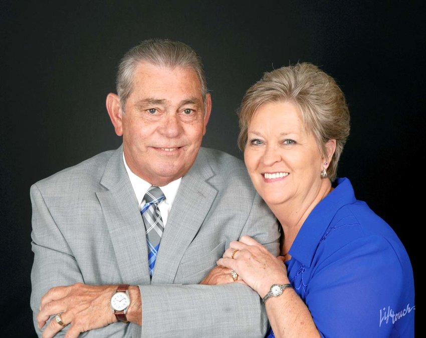 THE CARTERS — Danny and Patsy Carter — will sing at benefit concert on Nov. 9, 6 p.m., at the Church of Jesus Christ, 800 Benton Pike. The Underwood Singers will also be featured. Refreshments will be served following the service.