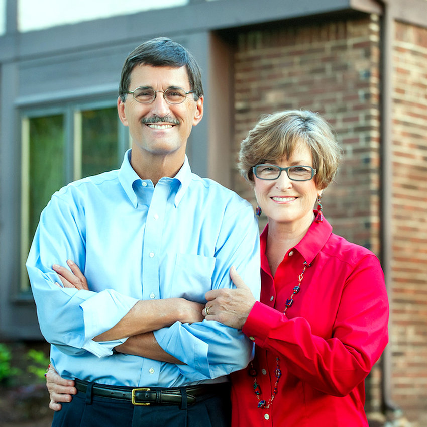 LEE UNIVERSITY President Dr. Paul Conn is pictured with his wife, Darlia. Due to the need to focus strictly on the COVID-19 pandemic, and how it is impacting the Cleveland and Bradley County community, as well as the Lee campus and students, the Conns have asked that a two-day event scheduled in their honor in mid-April be canceled for the time being.