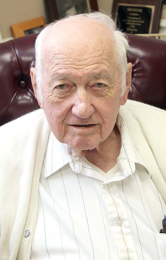 CLEVELAND'S BEN MOORE has had an impact on businesses and development in Cleveland for almost 70 years, making his first property purchase and development in 1950.