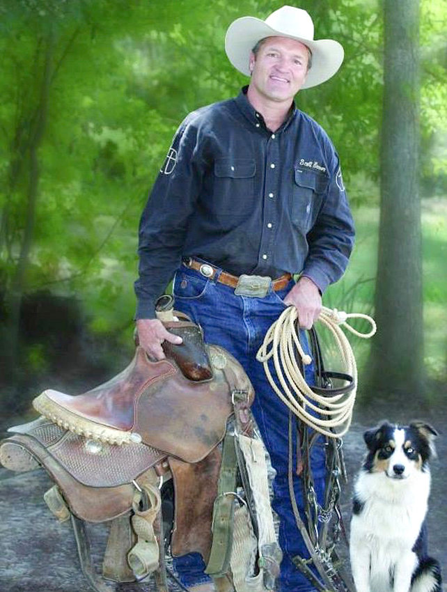 Scott Brown will be the featured artist Friday, 7 p.m., for the Cowboy Gospel Jubilee held at Cleveland Cowboy Church.