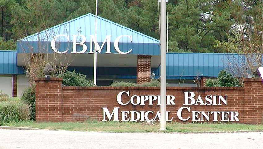 COPPER BASIN MEDICAL CENTER in East Polk County, on top of the mountain in Ducktown, has been closed since 2017. Portions of the old hospital are being leased by two physicians, and a physical therapy center. The hospital is being mentioned as a possible treatment site during this coronavirus crisis, and U.S. Sen. Marsha Blackburn is sponsoring legislation (three bills) focused on rural healthcare needs in Tennessee, where 12 hospitals have closed in recent years.