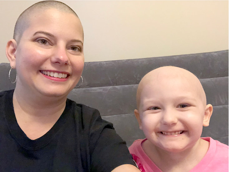 Chattanooga native and resident leads fundraiser for Pediatric Cancer Research Foundation to support her young niece who is battling leukemia.