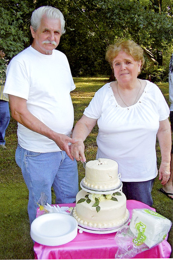 """BILLY AND JANETTE BROWN are celebrating their 60th anniversary on Saturday, Sept. 12. Billy noted, """"What God has joined together, no one can tear apart."""""""
