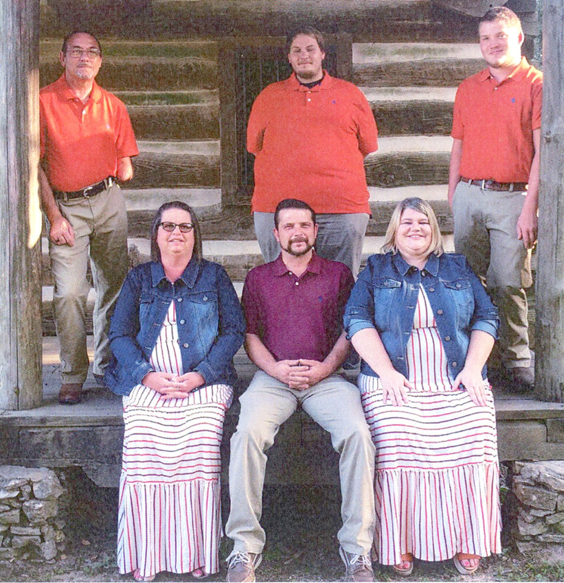 RECOGNIZED will be singing Sunday as Prospect Church of God, 2220 Harrison Pike, celebrates its Homecoming/Friends' Day. Pastor Timothy Gann will speak with a covered-dish lunch to follow the service. Service begins at 10:30 a.m.