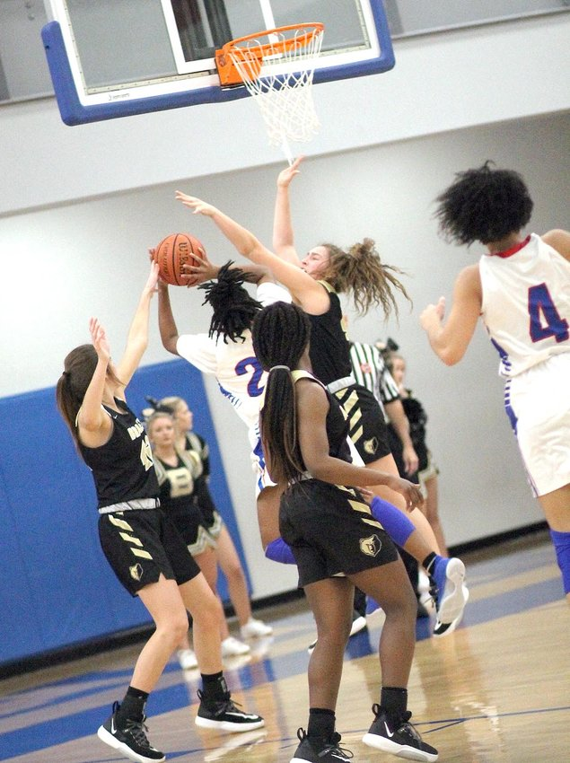 TIME TO TIP  off the new prep basketball season with Bradley Central and Cleveland favored to battle for the District 5-AAA girls crown. Action begins Tuesday with COVID-19 already having a negative effect.