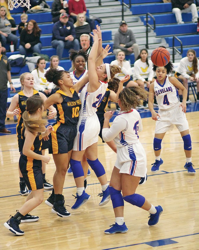 CLEVELAND HIGH'S basketball season took a punch in the face Thursday with the announcement that the girls and boys programs are under COVID quarantine for the next two weeks, along with the CMS eighth-grade girls' squad.