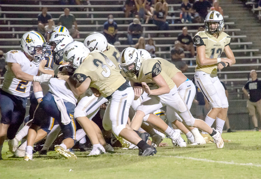 COMING OFF second round playoff runs, Bradley Central and Walker Valley know who they will battle the next two seasons to return to the postseason.