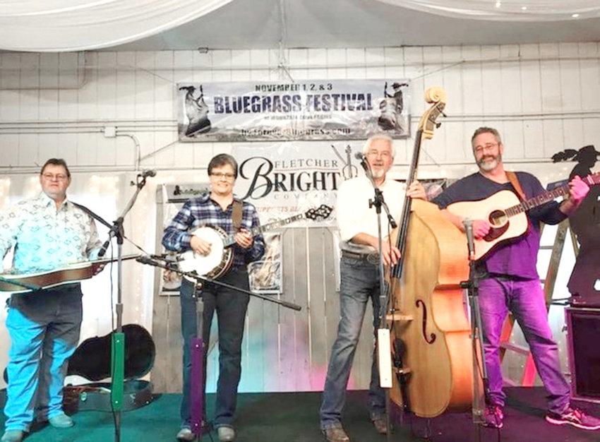 New Grass Express Bluegrass Band will be featured Friday evening at Cowboy Gospel Jubilee.