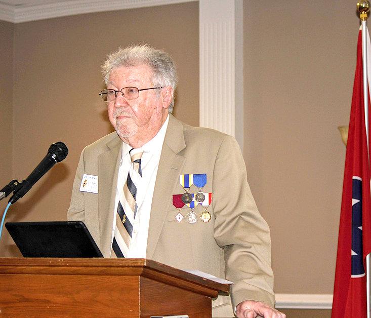 President Jerry Hjellum