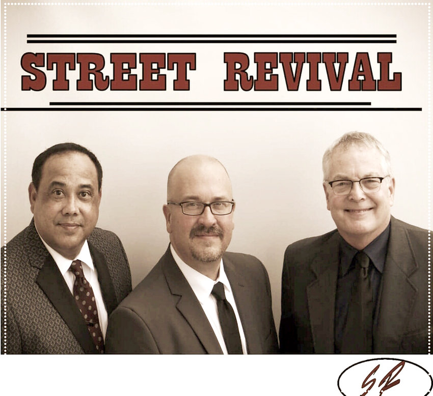 Street Revival will perform on Friday evening at 7 at the Cowboy Gospel Jubilee.