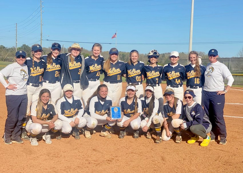 THE WALKER VALLEY Feisty Fillies went 5-1 and brought home the runner-up trophy from the Clifford Kirk Memorial Tournament in Soddy-Daisy over the weekend.