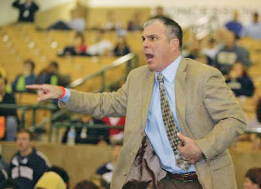 FORMER Blue Raiders wrestling coach Eric Phillips has been named to lead the Cleveland girls wrestling team.