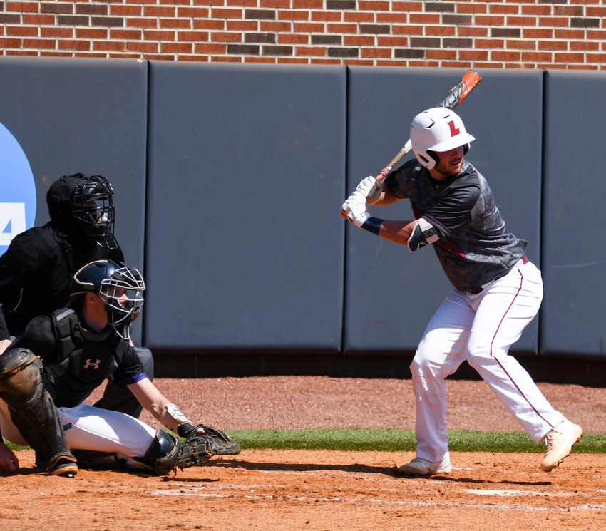 LEE UNIVERSITY's Alan Smith hit four doubles, a home run and drove in 10 as the No. 2-ranked Flames swept West Alabama over the weekend..