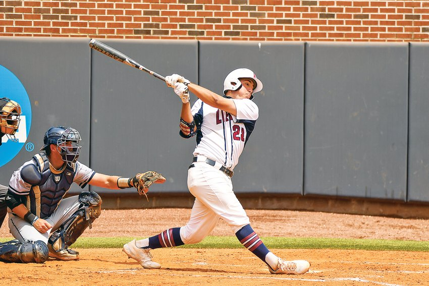 LEE FLAMES' Ryan Beamish continued to swing a red-hot bat this week to earn GSC Player of the Week.