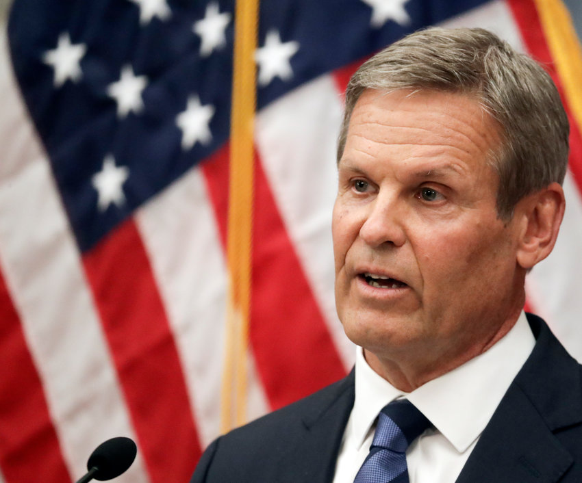 TENNESSEE GOV. BILL LEE on Monday signed a bill that will limit teachers' ability to talk about race in the classroom and allow Education Commissioner Penny Schwinn to withhold funding as a result.