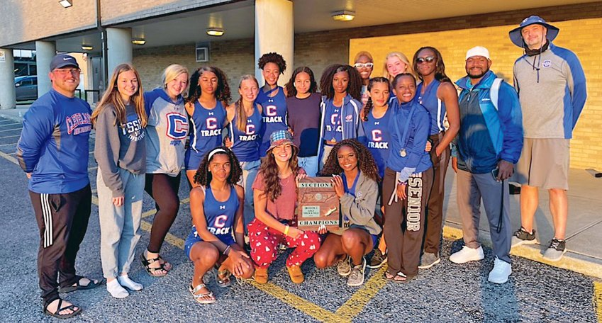 CLEVELAND'S GIRLS captured the 2021 TSSAA Section 2 Track and Field Championships Friday, in Murfreesboro