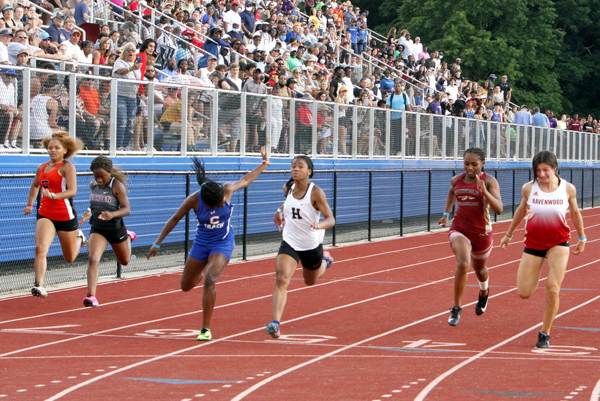 A total of 14 girls and 13 boys from the three Bradley County high schools qualified for the 2021 Spring Fling, battling in 23 events in the TSSAA Large Class State Track Meet, which was held Thursday, May 27, at Rockvale High School in Rutherford County.