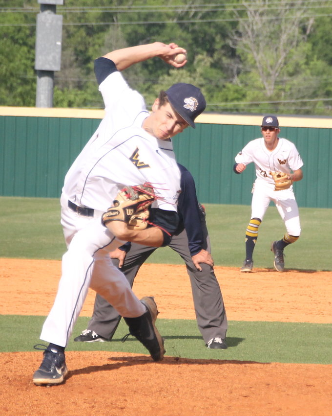 WALKER VALLEY ace Ben Smith will play in the Tennssee-Georgia All-Star Game on Thursday at Ridgeland (Ga.) High School.