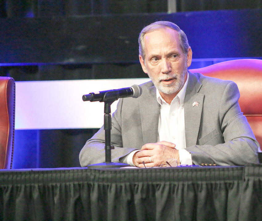 """BRADLEY COUNTY MAYOR D. Gary Davis released a statement early Wednesday afternoon urging local residents to resume the """"Four Steps"""" of prevention as the surge in COVID-19 active cases worsens."""